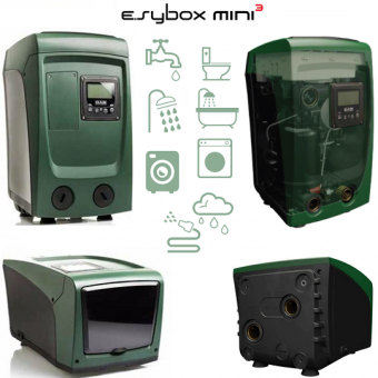 Насосная станция E.sybox Mini 3